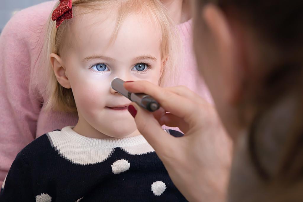 Untersuchung Kinderarzt Schumanngasse