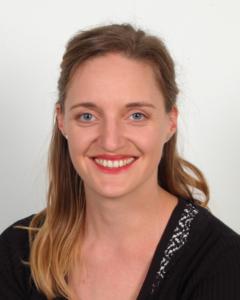 Miriam Scheibl, Kinderphysiotherapeutin in der Kinderarztpraxis Schumanngasse