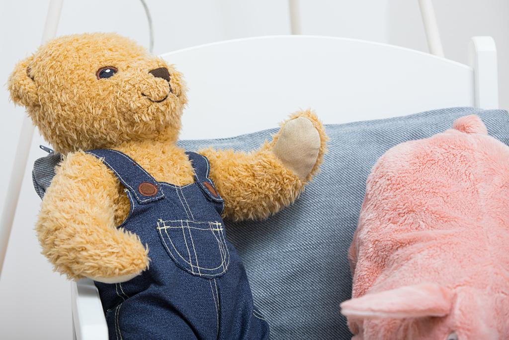 Kinderarztpraxis Schumanngasse Wartebereich