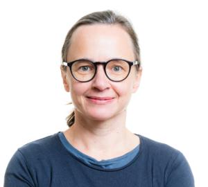 Dr. Caroline Hutter